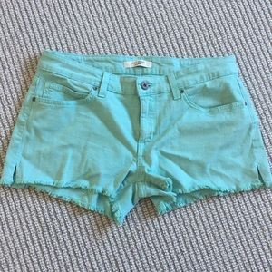 Women's stretch denim shorts sz 30